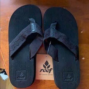 Reef sandy flip flops